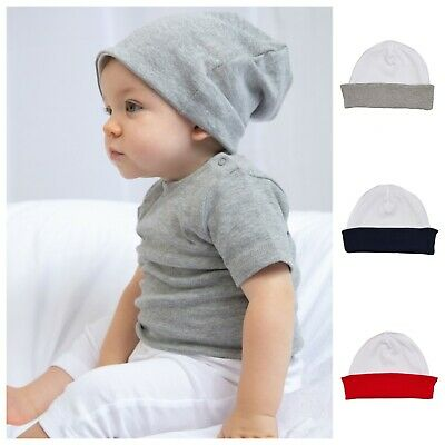New Boys Girls New Baby Infant Cotton Cute Hat Beanie Cap 0-9 Months FreeP/&P