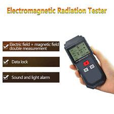 Mini Electromagnetic Radiation Tester Emf Meter Electric Magnetic Field Detector