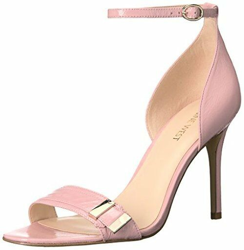 Nine West Womens Matteo Patent Dress Sandal- Pick SZ color.