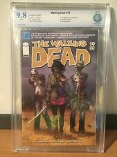 Image Comics The Walking Dead #19 CBCS 9.8 1st Appearance Of Michonne 6/2005
