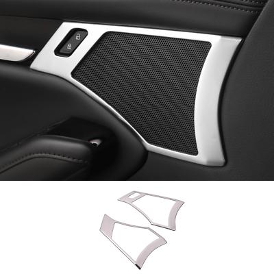 Fit For Mazda 3 Axela 2020-2021 Silver Steel Inner Door ...