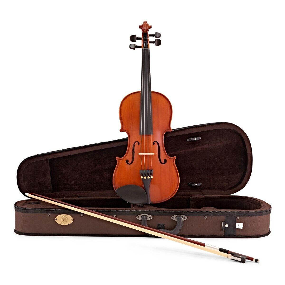 Stentor 3 4 Student Standard Violine Ausstattung mit Etui & Schleife