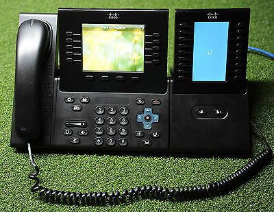 *Brand New* Cisco CP-6941-C-K9 Unified VoIP IP Business Phone 6MthWty TaxInv