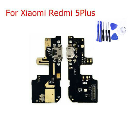 USB Charging Port Dock Connector Flex Cable Replacement For Xiaomi Redmi 5Plus