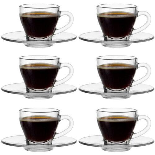 """Belgravia /""""clair/"""" tasses à espresso /& soucoupe set {gratuit lotus offre}"""