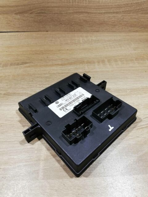 Audi A6 C6 4f0907279 f005v00562 Body Control Module Junction Box Bosch