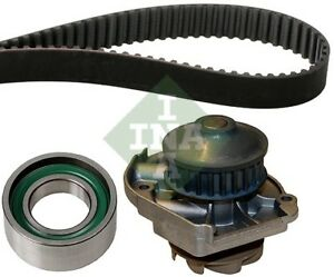Brand-New-INA-Timing-Belt-Kit-With-Water-Pump-530020630-2-Year-Warranty