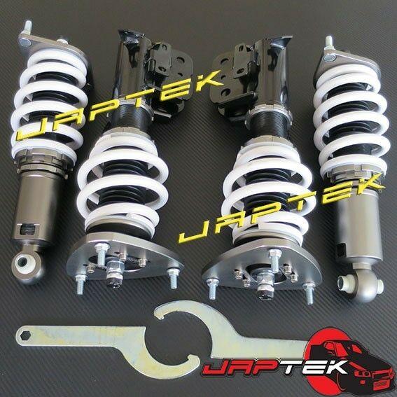 NEW! 32-Way Fully Adjustable Coilovers Suspension For Toyota GT86 Subaru BRZ ZC6