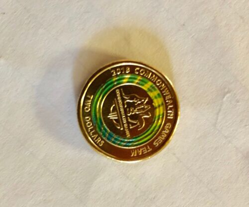 Limited Edition 2018 AUS Rare $2 Dollar Coin  unc Commonwealth Games
