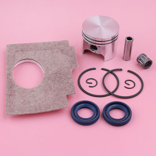 37mm Piston Ring Kit For Stihl MS170 017 MS 170 w Air Filter Oil Seal Bearing