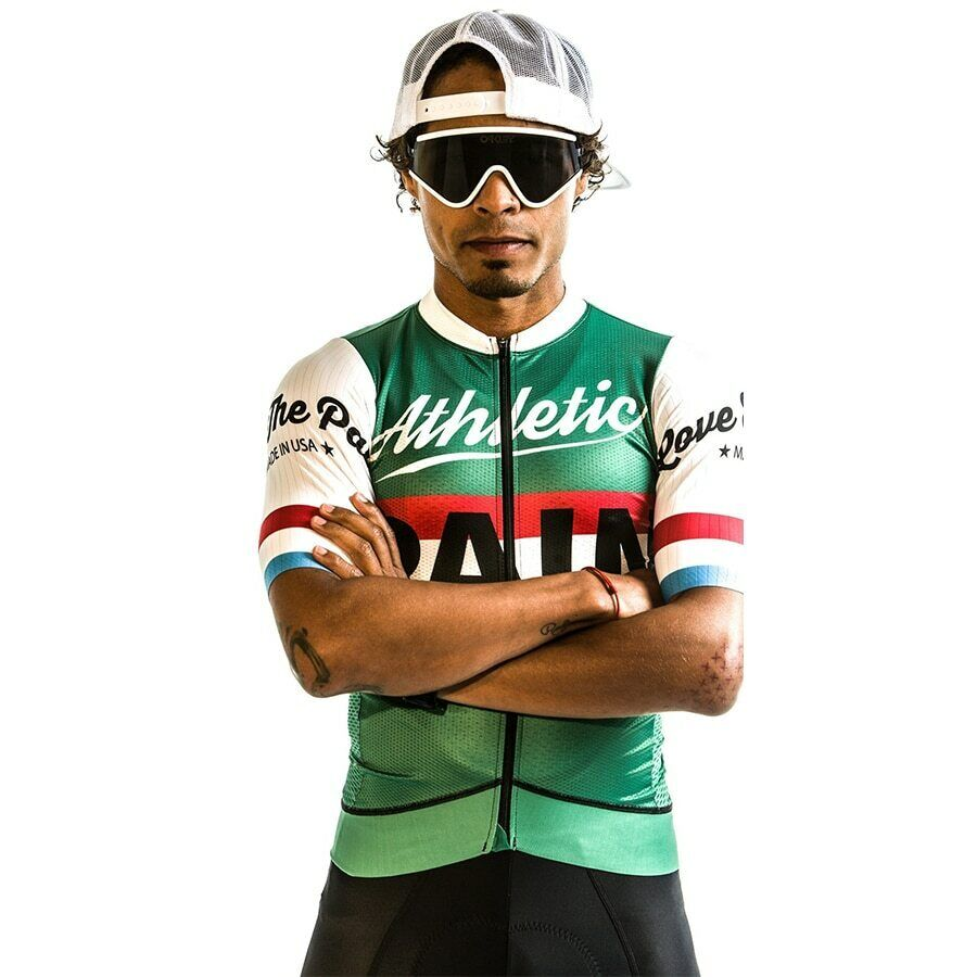 Cycling Suit Jersey    The Pain  Racing Bicycle Set Clothing Breathable  70% off cheap