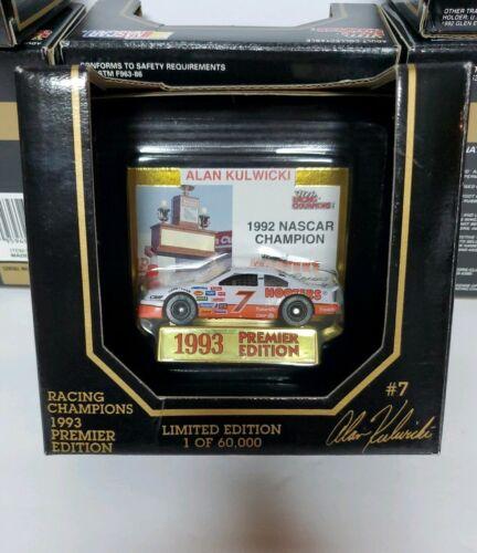 1993 Racing Champions Premier Edition Alan Kulwicki Hooter/'s Limited Edition