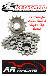 Details About Renthal 14 T Front Sprocket To Fit Yamaha Yz 80 Big 1994 2001 1 Tooth Size