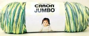 1-Count-Yarnspirations-12-Oz-Caron-Jumbo-09033-Spring-Meadows-4-Med-Acrylic-Yarn