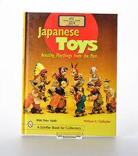 #Antique Tin Toy Book# Bandai Alps Masudaya Japanese Japan Car Airplane Space