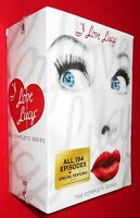 I Love Lucy Complete Series Season 1, 2, 3, 4, 5, 6, 7, 8 & 9 - Dvd Tv Brand