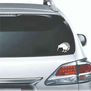 Nz Kiwi Silver Fern Aotearoa New Zealand Sticker Decal Car 4x4 Ute Laptop Ebay