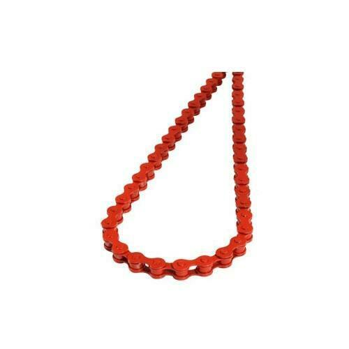 reverts to. teflon red bmx fixie//112m. - manufacturer atoo Bike chain 1//3v