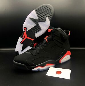 new styles b0bcc 11632 Image is loading AIR-JORDAN-6-RETRO-BLACK-INFRARED-2019-RELEASE-
