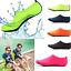 Slip-On-Hombre-Mujer-Piel-Zapatos-de-agua-AQUA-Playa-Calcetines-Yoga-Ejercicio-Piscina-Natacion-Surf miniatura 2
