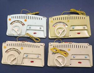 FALLER AMS 4030 4 x Control Desk / Speed Controller