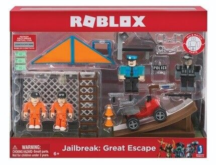 ROBLOX Jailbreak Great Escape Playset Playset Playset NEW 3aafe3