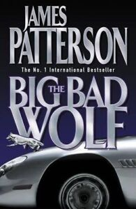 The-Big-Bad-Wolf-by-James-Patterson-Audio-cassette-2003