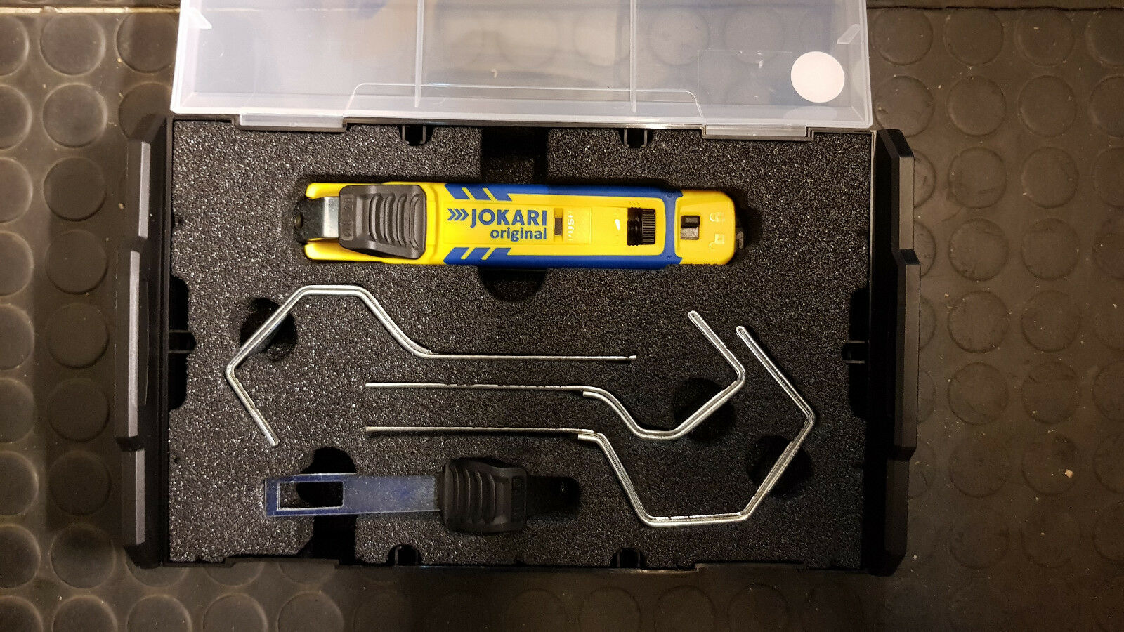 Jokari Kabelmesser System 4-70 Set 71000