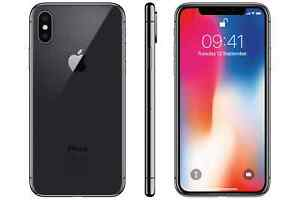 Apple-iPhone-X-256GB-ITALIA-Space-Grey-Nero-Retina-4G-LTE-NUOVO-Smartphone-4K-3D