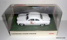 WHITE ROSE '49 Ford Louisiana State Police 1:43 MIB