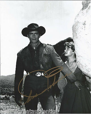 Strict Ann Robinson Hand Signed Authentic 'war Of The Worlds' 8x10 Photo B W/coa Photographs Autographs-original