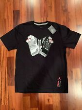 87b18353f9139c item 1 RARE Vintage Nike Air Jordan III 3 Retro T-shirt Tee Large L White  Black Cement -RARE Vintage Nike Air Jordan III 3 Retro T-shirt Tee Large L  White ...