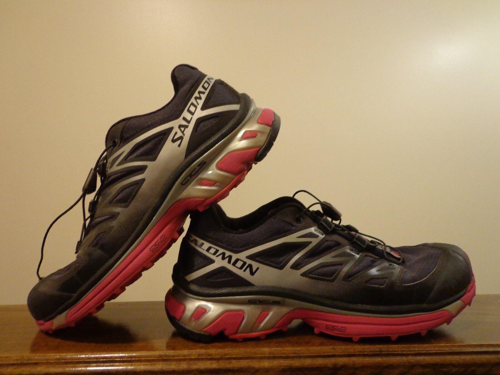 Salomon Ortholite XT Wings-3 Contagrip High Traction Rubber Women's shoes Size 7