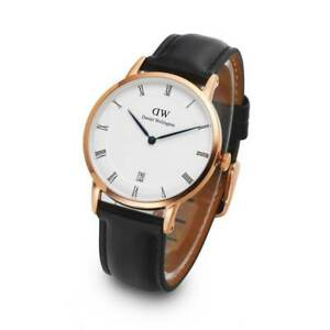 Original-Daniel-Wellington-Dapper-Sheffield-Unisex-Uhr-DW00100084-1101DW-Neu