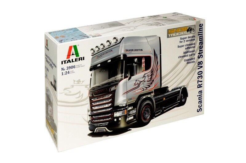 Italeri 1 24 Scania R730 V8 Streamline