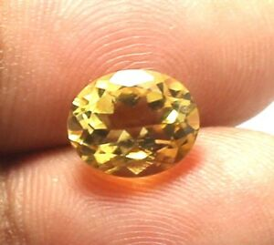 Natural-Golden-Citrine-Loose-Gemstone-Oval-Faceted-Cut-Size-11X9mm-S1876