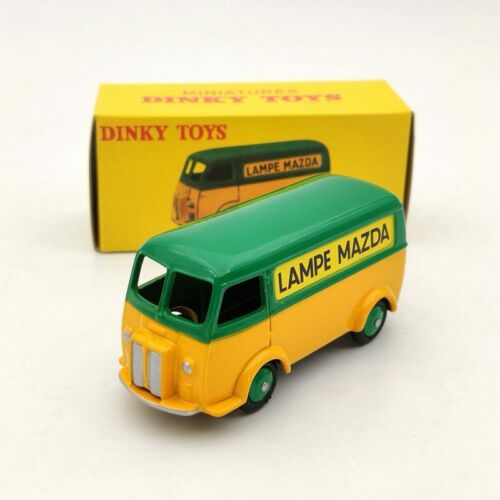 Atlas 1//43 Dinky Toys 25B//25BV Fourgon TOLE Peugeot and Postal Diecast Models