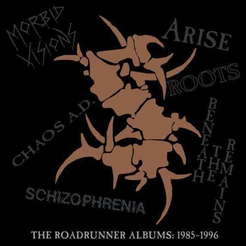 The Roadrunner Albums 1985 1996 By Sepultura Cd Jan 2017 6 Discs Atlantic Label For Sale Online Ebay