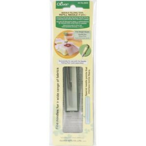 Clover 8905 Felting Needle Refill Fine Weight Craft for Applique