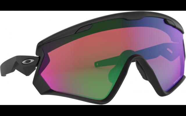 b2d516fe1 Oakley Wind Jacket 2.0 Prizm Snow Board Ski Goggle Sunglasses Matte Black  Jade