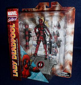 Deadpool Diamond Marvel Select Action Figure