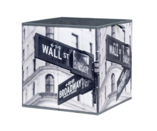 002161 Alfa Broadway Faltbox Faltkorb Korb Regalkorb Einschubkorb