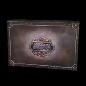 MECHS VS. MINIONS - League of Legends - Riot Games Games Games - Brand New 971397