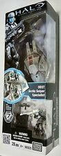 Mega Bloks Halo ODST Arctic Sniper Specialist Action Figure #96925