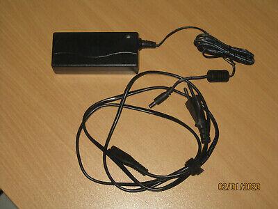 Netzteil 12V Tischnetzteil 12V 4A 48W RS-04//12S336 Gleichspannung stabilisiert
