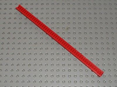 Set 6989 6394 Cremaillere rouge LEGO red rack ref 2428