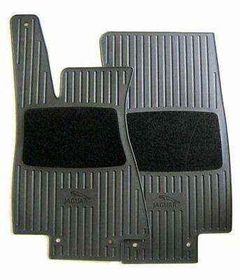 Original Jaguar XE Gummi Fußmattensatz NEU