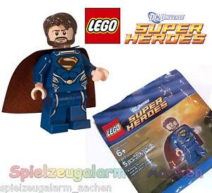 LEGO-SUPER-HEROES-Jor-El-Superman-PROMO-Pack-sehr-selten