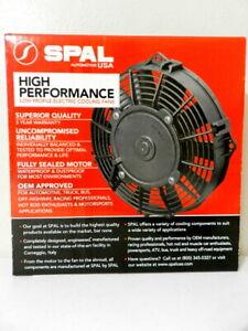 SPAL 30102044 13 Puller Fan 12 VOLT High Performance Curved Blade 1777 cfm
