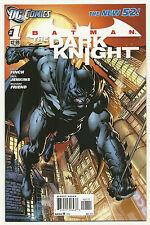 Batman The Dark Knight #1 Unread Near Mint First Print New 52